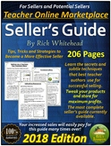 Teacher Marketplace Seller's Guide - Tips and Strategies t