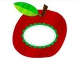 Classroom Decor Teacher's Pet Apple Cut Outs