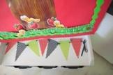 Classroom Decor Teacher's Pet Apple Theme Mini Pennant Banner