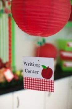 Classroom Decor Teacher's Pet Center/Table Signs