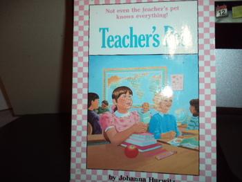 Teacher's Pet ISBN 0-590-42031-3