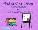 Teacher's Pet Story Structure and Anchor Chart Helpers