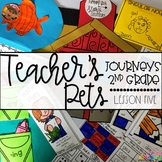 Teacher's Pets Supplement Activities Journeys 2nd Grade
