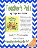 Teacher's Pets Supplemental Activities 2nd Grade Journeys Unit 1, Lesson 5