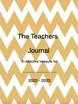Teachers Reflective Journal