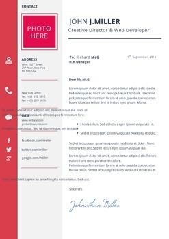 Teacher's Resume Template | Ruby Professional Resume Desig