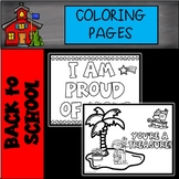 Teachers TO Students Coloring Pages