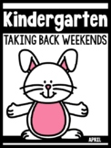 Kindergarten Teachers Taking Back Their Weekends {April Edition}