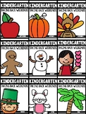 Kindergarten Teachers Taking Back Their Weekends BUNDLED