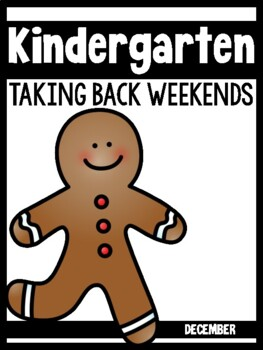 Kindergarten Teachers Taking Back Their Weekends {December Edition}