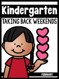 Kindergarten Teachers Taking Back Their Weekends {February Edition}