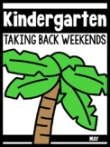 Kindergarten Teachers Taking Back Their Weekends {May Edition}