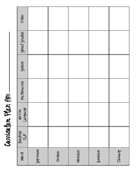Teacher's To-do List and Calendar Bundle *not year specific