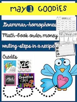 Teacher's Toolbox A Grab Bag of Random Printables and worksheets 2015