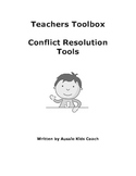 Teachers Toolbox - Conflict Resolution Tools