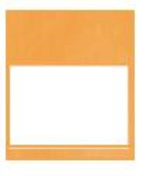Teachers Toolbox Editable Labels Orange Chalkboard
