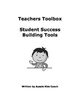 Teachers Toolbox - Student Success Building Tools