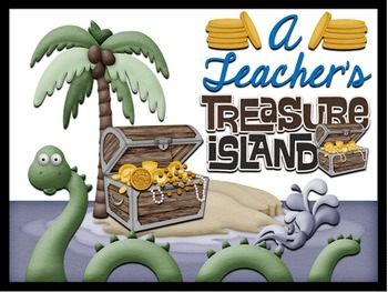 Teacher's Treasure Island ~ Growing Bundle!