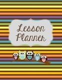 Teacher Planner!