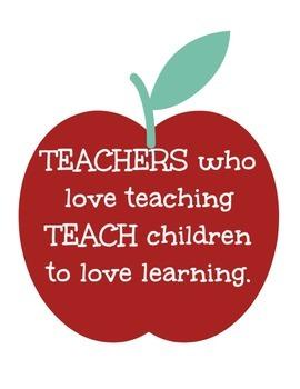 Teachers Who Teach