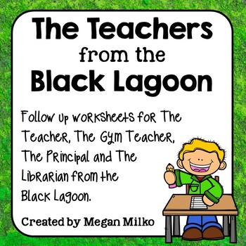 Teachers from the Black Lagoon