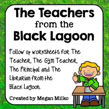 Teachers from the Black Lagoon
