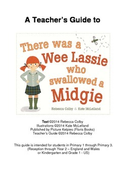 Teacher's guide to There was a Wee Lassie who Swallowed a Midgie