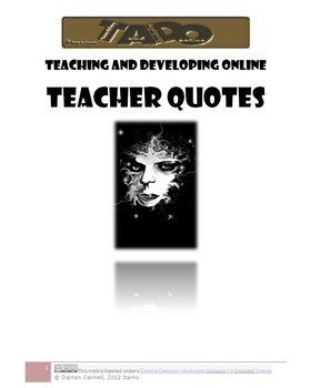 Teachers quotes (list) TADO