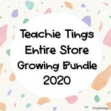 Teachie Tings Entire Store Growing Bundle 2020