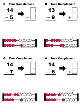 Teaching 100 Subtraction Basic Facts With Four Mental Strategies—CCSS 2.OA.2