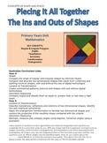Teaching 2D Shapes-A Mathematics Unit of Work Elementary Grades