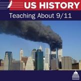 Teaching 9/11  Lesson (2 days)