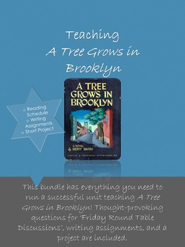 Teaching A Tree Grows in Brooklyn by Betty Smith