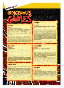 Teaching Aboriginal culture through Indigenous games