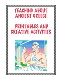 "Teaching About Ancient Greece: Creative Activities and ""No Prep"" Resources"