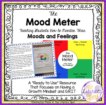 Teaching About Mood and Feelings with a Mood Meter