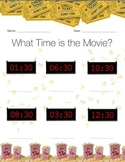 Teaching Analog & Digital Time with Movies!