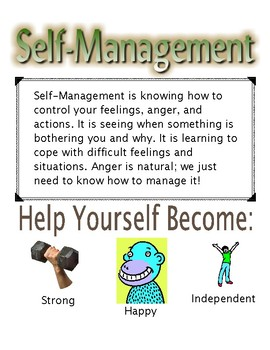 Anger Management- Easy to Use Forms