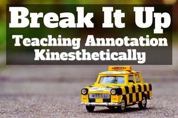 Teaching Annotation Kinesthetically