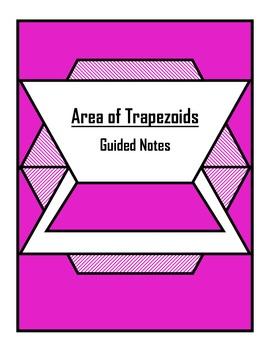 Teaching Area of Trapezoids