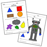 Teaching Art To Children - Elements Of Art Geometric Vs. O