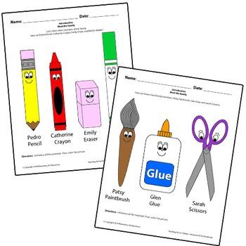 Teaching Art To Children -Meet And Learn About Art Supplie