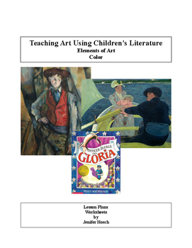 Teaching Art Using Children's Literature: Elements of Art: Color