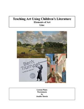 Teaching Art Using Children's Literature: Elements of Art- Line