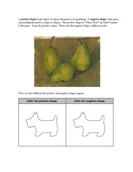 Teaching Art Using Children's Literature: Elements of Art- Shape