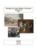 Teaching Art Using Children's Literature: Elements of Art- Space