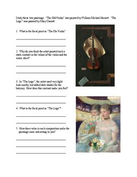 Teaching Art Using Children's Literature: Elements of Art- Value