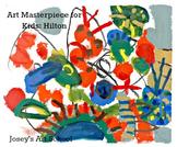 Art Lesson Teach Hilton to PreK-3rd Grade Foliage Orange C