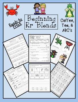 Teaching Blends: Learning the R Blends