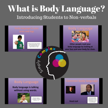 Teaching Body Language; Understanding Non-Verbal Communication